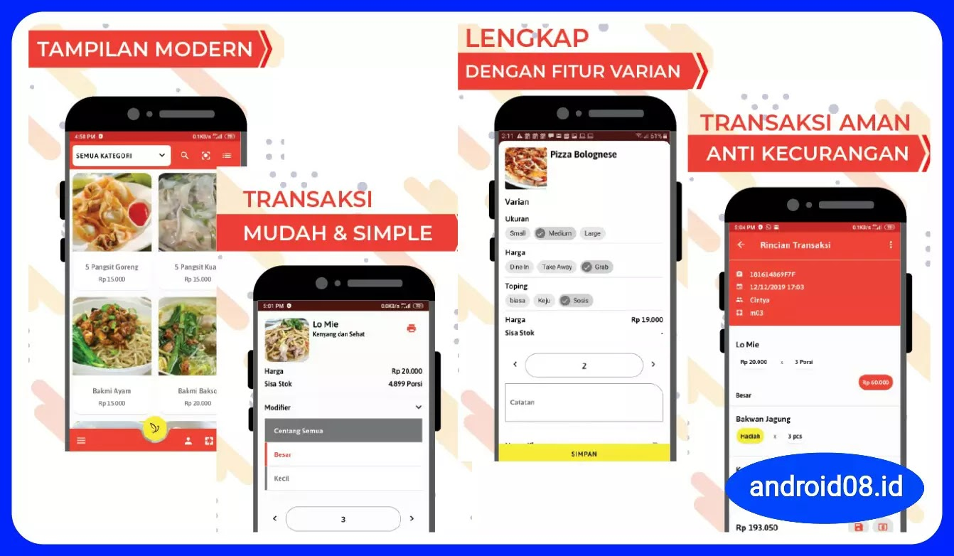 Download Vireo POS Apk Aplikasi Kasir Terbaik