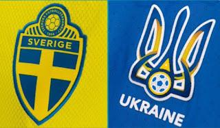 موعد مباراة منتخب السويد ومنتخب أوكرانيا في بطولة أمم أوروبا 2020.