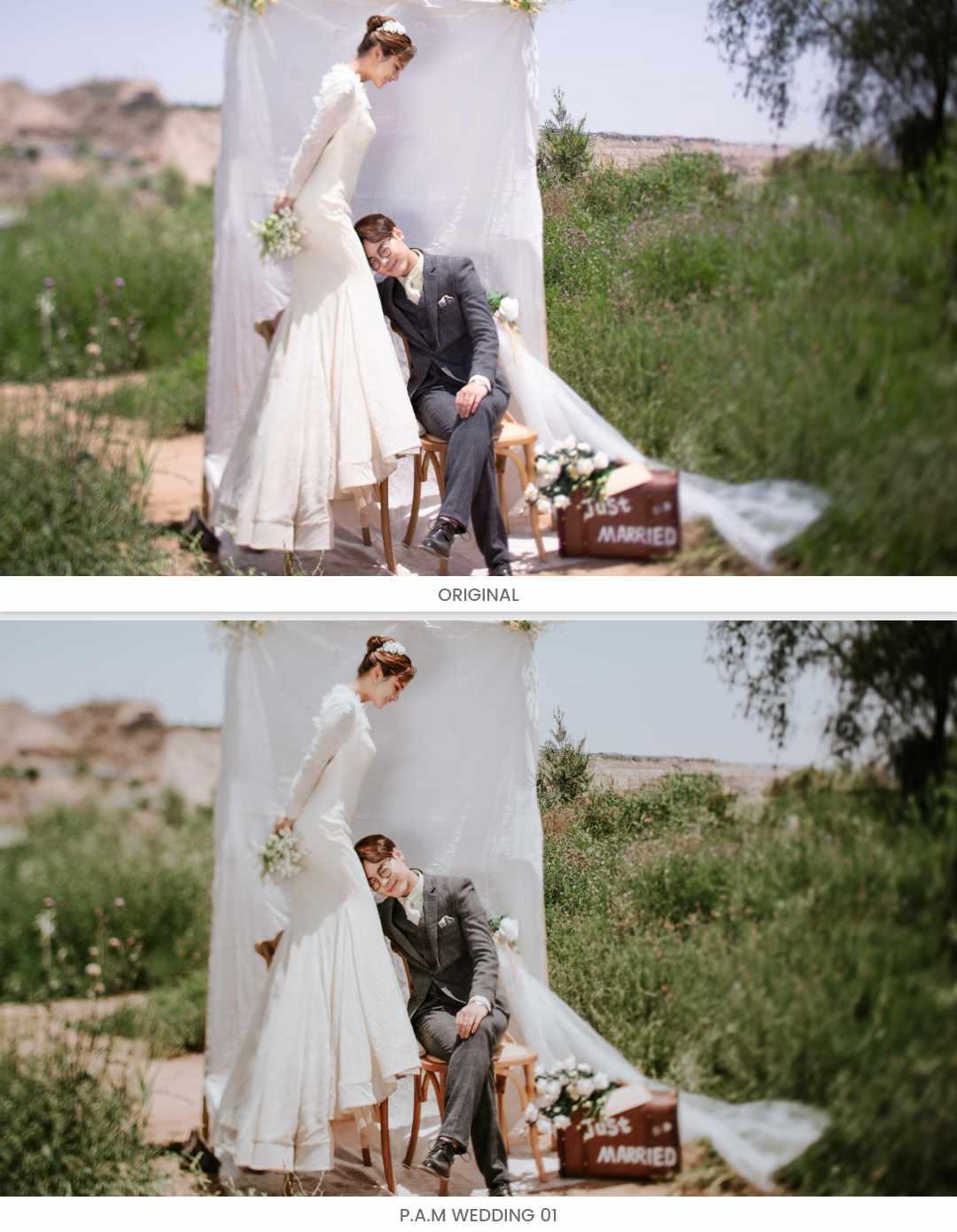 P.A.M WEDDING