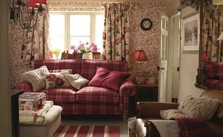 Ornaments interior english style
