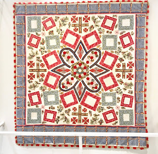 Helen Philipps: Quilts and Gardens