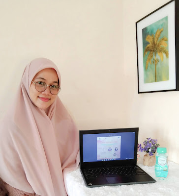 webinar sehat dan bersih saat menstruasi bersama betadine