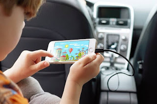 jangan menggunakan smartphone sambil di charge