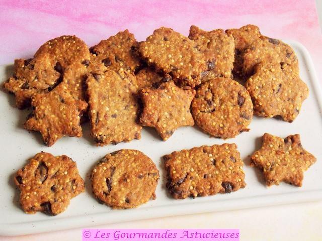 Comment faire des biscuits sans sucre ?