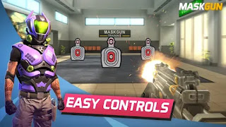 تحميل لعبه MaskGun ® Multiplayer FPS مهكره