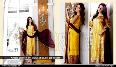 Charizma Eid Ul Azha Collection 2015