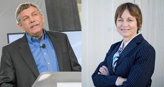 President-elect -Joseph- Biden- selected- two- MIT -faculty -leaders -Eric- Lander - Maria -Zuber