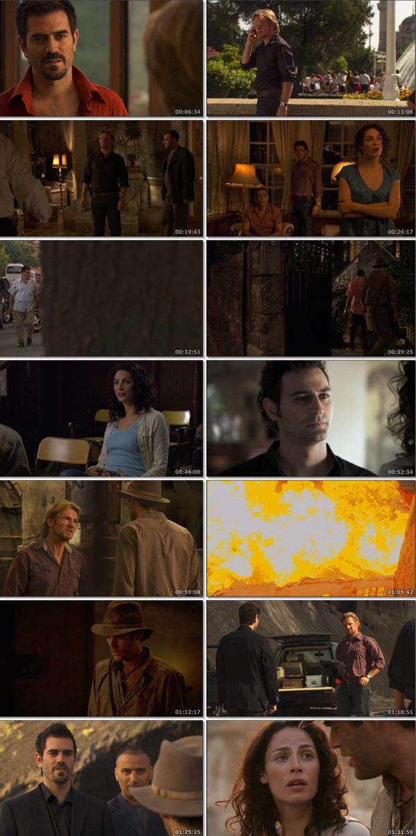 Download Jack Hunter 3: The Star of Heaven 2009 Dual Audio ORG Hindi 720p BluRay 1GB movie