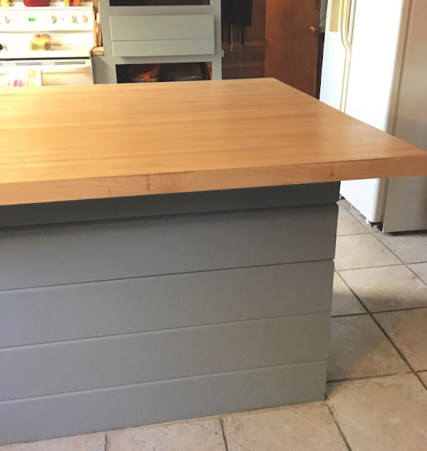 Tips on Installing Butcher Block Counters (One Room Challenge)