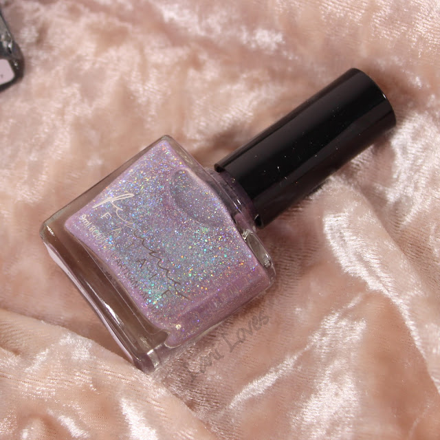 Femme Fatale Cosmetics Lodestar Nail Polish Swatches & Review