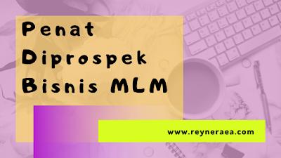 Cara menolak prospek bisnis MLM