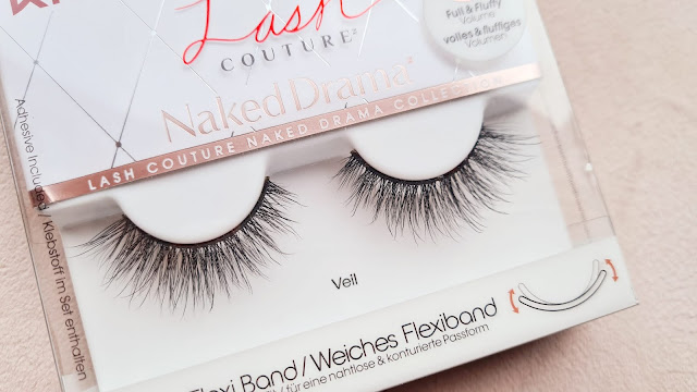 Kiss Lash Couture Naked Drama Lashes - Veil review