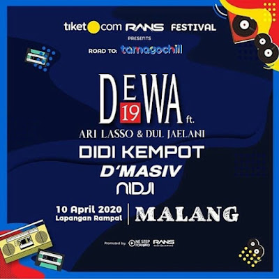 Konser Didi Kempot Rans Festival Malang Lapangan Rampal