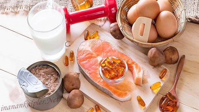D Vitamini İçeren Besinler Nelerdir? - www.inanankalpler.net