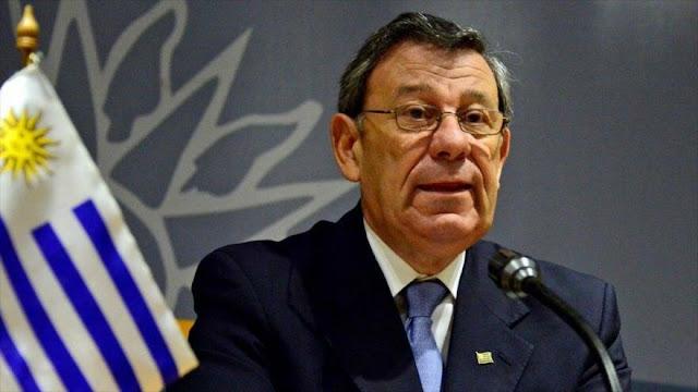 Uruguay acusa a EEUU de interferir en las próximas presidenciales