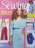 Love Sewing Magazine September 2021