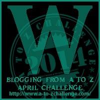 #atozchallenge alphabet W archanaonline.com