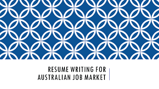 Resume Writing for Australian Job Market