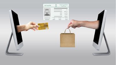 الأحوال المدنية   , المتاجر الإلكترونية