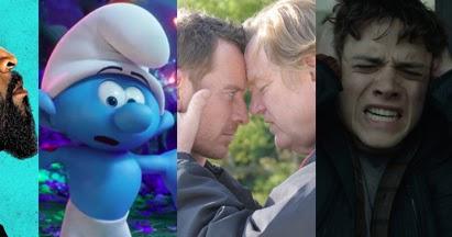 New Movie Trailers Fist Fight Smurfs The Lost Village