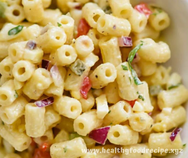 HOW TO MAKE CLASSIC MACARONI SALAD