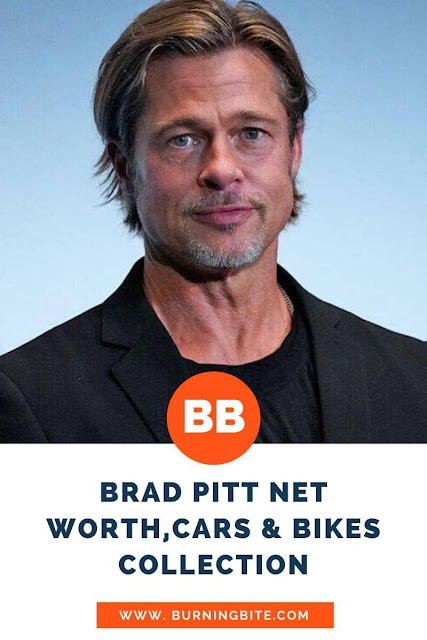 Brad Pitt Total Net worth & cars collection