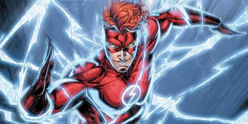 wally west greatest speedster dc comics