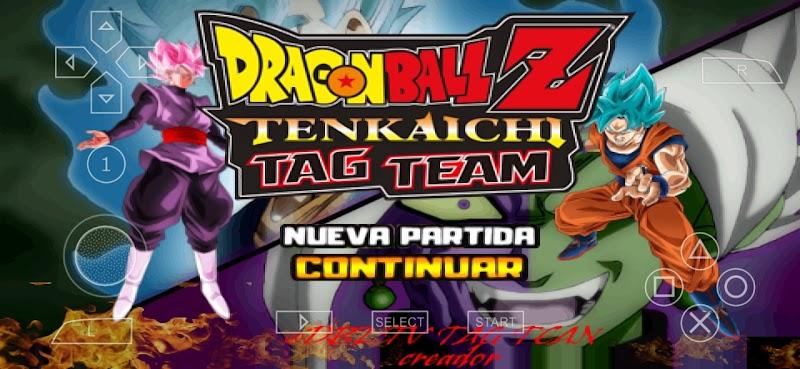 DBZ TV Tag Tean TTT BT4 Mod With Permanent Menu Download
