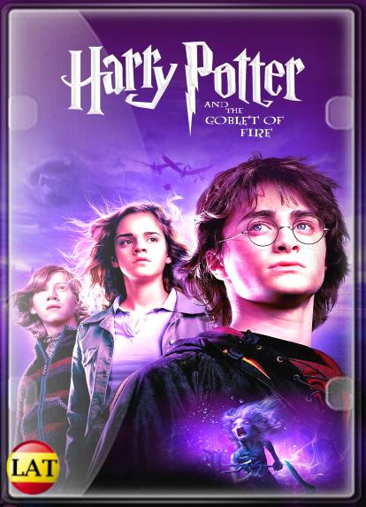 Harry Potter y el Cáliz de Fuego (2005) DVDRIP LATINO