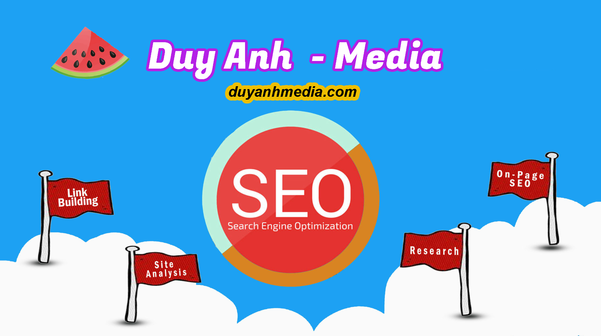 Dịch vụ SEO - Duy Anh Media