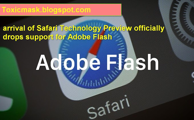 Apple's most up to date arrival of Safari Technology Preview officially drops support for Adobe Flash