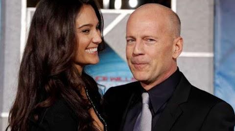 Összehozta Bruce Willist és Demi Moore-t a koronavírus járvány