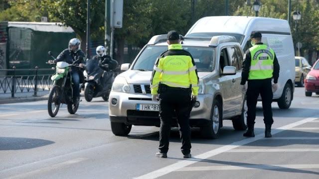 Πρωτοχρονιά με εντατικότερους ελέγχους και 10.000 αστυνομικούς στους δρόμους