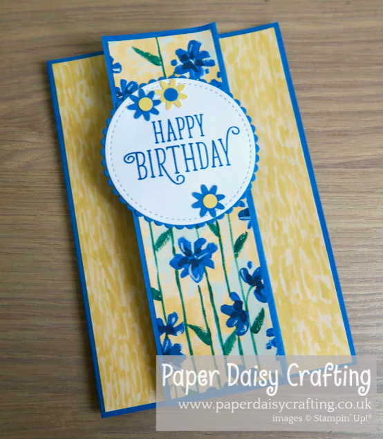 Jill & Gez Go Crafting #11 Nigezza Creates, Stampin' Up!