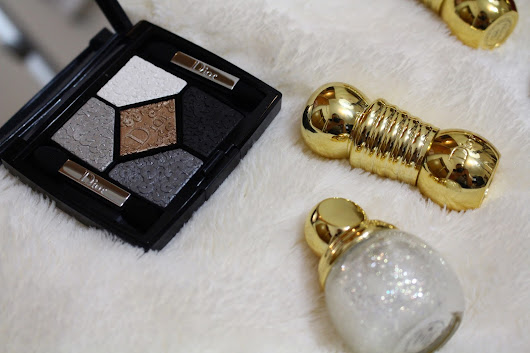 Dior Splendor Holiday Collection - 5 Couleurs Splendor and Diorshow Fusion Mono
