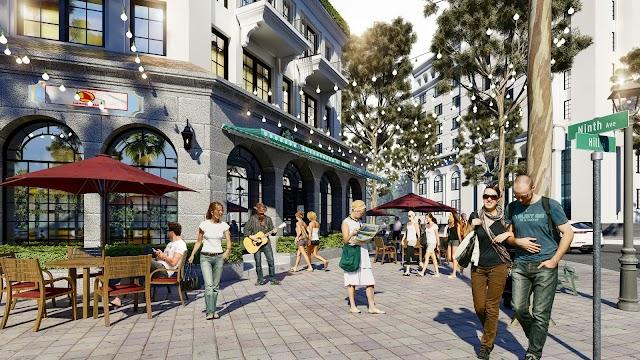 Shophouse dự án Sunshine Residence Helios Villas Ciputra Hà Nội: Điểm sáng đầu tư nửa cuối 2020 - 2021