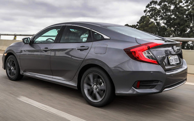 Novo Honda Civic Touring 2020