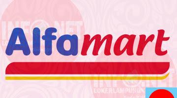 Lowongan Kerja Lampung Crew Store Alfamart Lampung