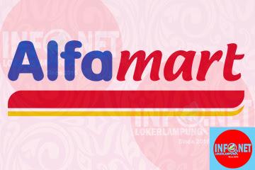 Lowongan Kerja Lampung Crew Store Alfamart