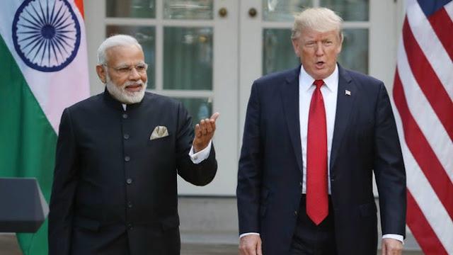 हाइड्रॉक्सीक्लोरोक्वीन की दवा मिलने पर ट्रंप ने कहा थैंक्यू मोदी, भारत की मदद को अमेरिका याद रखेगा
