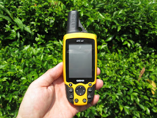 Garmin GPS 60 Seken
