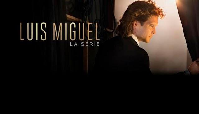 Luis Miguel, la serie  llega a las estrellas