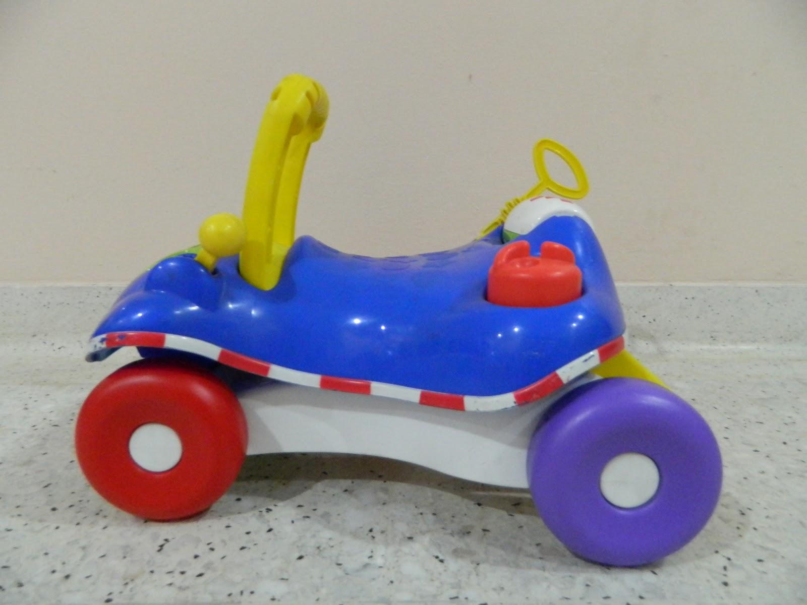 Save On Toys Playskool Walk N Ride