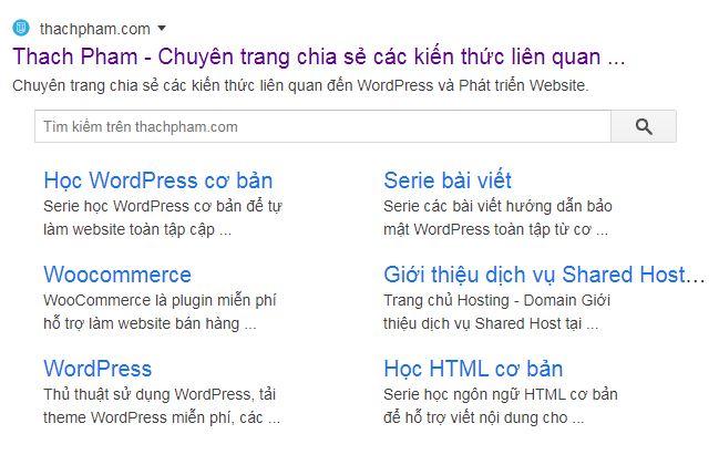 Giới thiệu trang học làm website wordpress hay