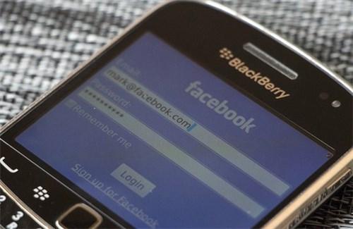 Facebook Download Blackberry Curve