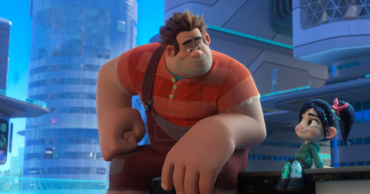 Raubíř Ralf a internet | Ralph Breaks the Internet
