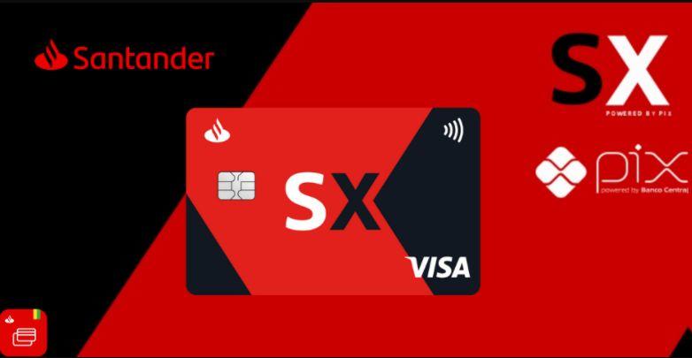 Solicitar Cartão SX do Santander Internacional