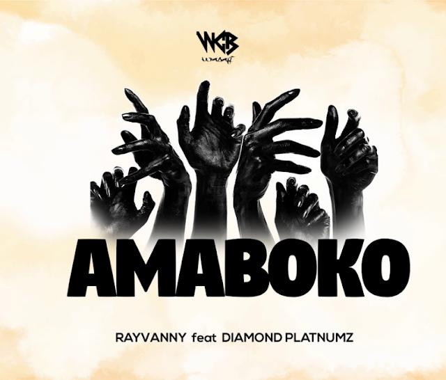"Rayvanny Ft Diamond Platnumz ""Amaboko"""