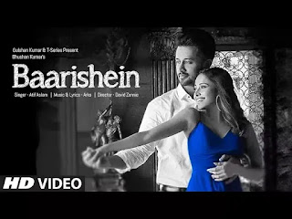 New-Hindi-Baarishein-Yun-Achanak-Hui-Lyrics