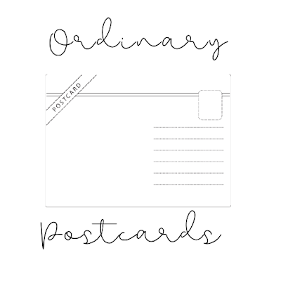 ordinary postcards on etsy